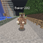 I shot Baker202 with Arrows!! LMAO #Minecraft @minecraft