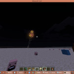 Fireworks on Minecraft! WOW Learn something new everyday! #Minecraft @minecraft